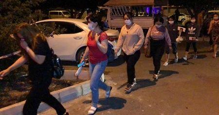 Hatay'da operasyon, 21 kadın gözaltına alındı