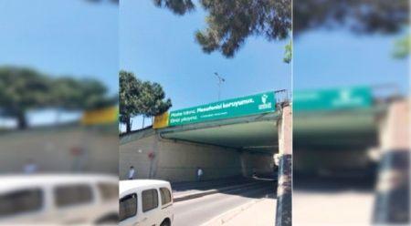 İBB, Esenler Belediyesinin uyarı afişlerini indirdi!