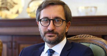 İletişim Başkanı Altun, ABD'nin Ankara Büyükelçisi Satterfield ile görüştü