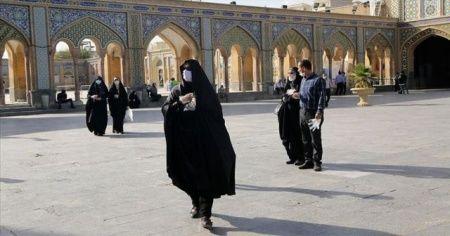 İran'da son 24 saatte yeni tip koronavirüs nedeniyle hayatını kaybedenlerin sayısı 7 bin 942'ye yükseldi