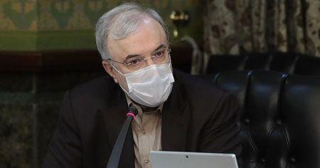 İran Sağlık Bakanı Nemeki: Koronavirüsten son dakika golü yiyeceğiz