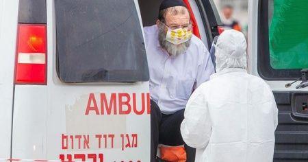 İsrail'de son bir ayın en yüksek Kovid-19 vaka artışı
