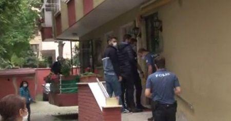Kadıköy'de korkunç cinayet! Tartıştığı eşini boğarak öldürdü