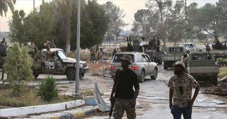 Libya'da Terhune kentindeki bir hastanede 106 ceset bulundu