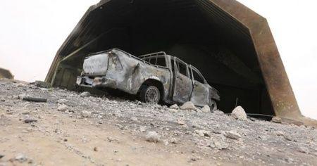 Libya ordusu ile Hafter milisleri, Trablus Havaalanı çevresinde çatışıyor