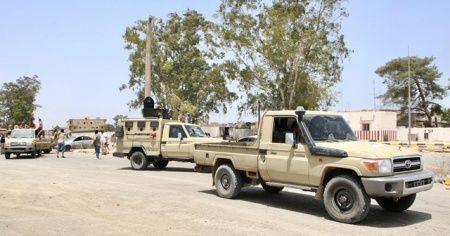 Libya ordusu Urban beldesinde kontrolü sağladı