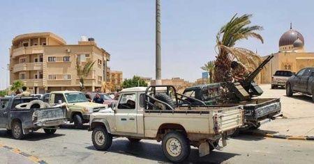 """Libya Ordusu, """"Zafer Yolları"""" isimli yeni bir harekat başlattı"""