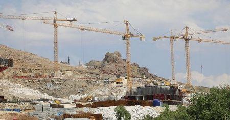 Malatya'da depremzedeler için yapılan konutların rezerv alanı genişletilecek