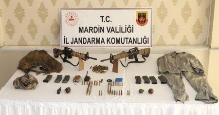Mardin'de 2 teröristin etkisiz hale getirildiği operasyonla ilgili 7 gözaltı