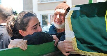 Öldürülen annesine veda sözleri yürekleri dağladı