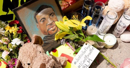 Özel otopsi raporuna göre Floyd 'olay yerinde nefessizlikten' öldü