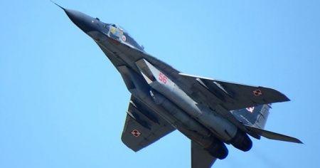 Rusya Esad rejimine MİG-29 savaş uçakları verdi