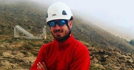 Rüzgar Enerji Santralinde korkunç kaza: 1 ölü