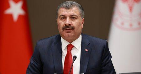 Sağlık Bakanı Fahrettin Koca: Haftasonu kısıtlama önerimiz olmadı