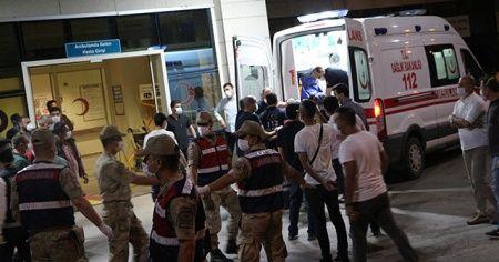 Siirt'ten acı haber: 2 asker şehit, 7 asker yaralı