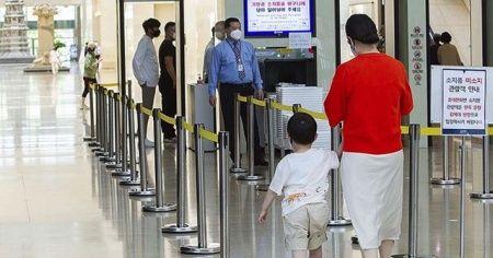 Son 24 saatte Çin'de 6, Güney Kore'de 57 yeni Kovid-19 vakası tespit edildi