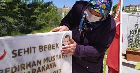 Teröristin etkisiz hale getirilmesi bebeğin anneannesinin yüreğine su serpti