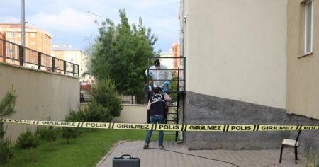 Yedinci kattan düşen şahıs hayatını kaybetti