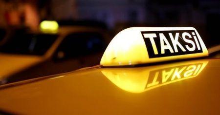 Yolcusunu darbeden taksici hakkında iddianame düzenlendi