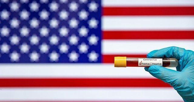 ABD'de Kovid-19 nedeniyle hayatını kaybedenlerin sayısı son 24 saatte 661 artarak 131 bin 504'e yükseldi