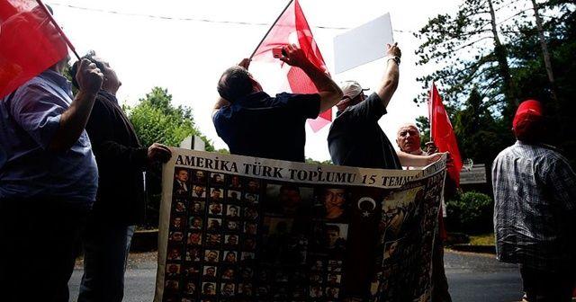 ABD'deki Türklerden ABD kongresine FETÖ mektubu