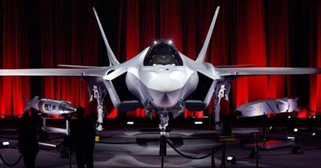 ABD F-35 parçaları için Türk şirketleri ile çalışmaya devam edecek