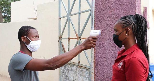 Afrika'da Kovid-19 vaka sayısı 614 bin 412'ye çıktı