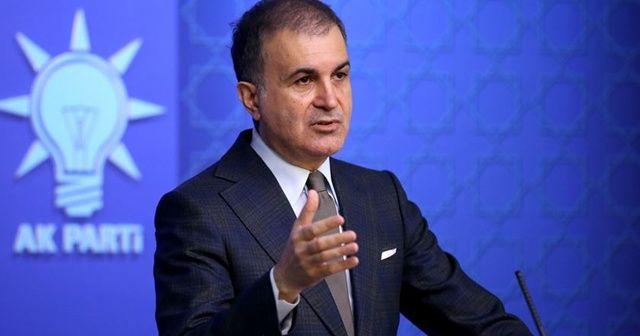 AK Parti Sözcüsü Çelik'ten 'Libya' açıklaması