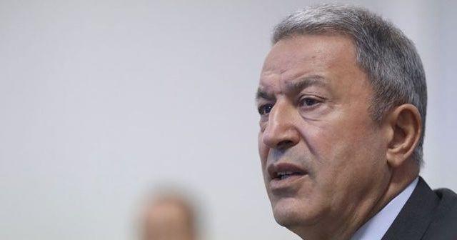 Bakan Akar, İtalya Savunma Bakanı ile görüşecek