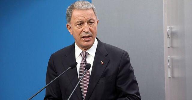 Bakan Akar: Türkiye olarak Kırım'ın ilhakını tanımadık, tanımayacağız
