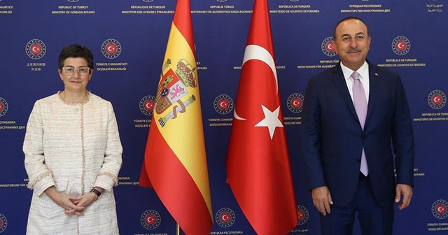 Bakan Çavuşoğlu: İspanya gibi diğer ülkeler de Ayasofya'nın Türkiye'nin egemenlik meselesi olduğunu kabul ettiler