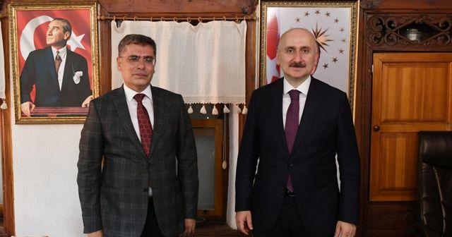 Bakan Karaismailoğlu: 'Muğla'da devam eden tüm yatırımları titizlikle takip edeceğiz'