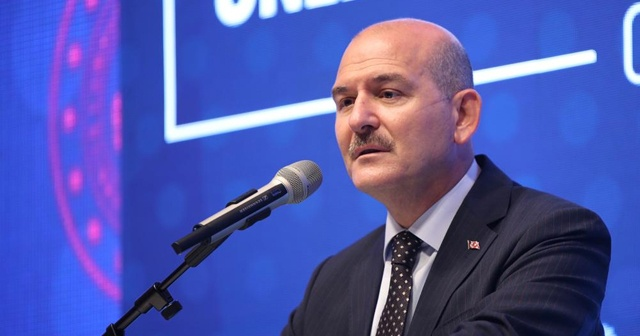 Bakan Soylu: Bu mücadelede çok başarılı sonuçlar elde edeceğiz