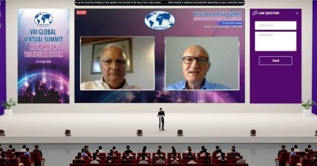 Bilim adamları, 'Denge Bozuklukları Dünya Kongresi' toplantısında bir araya geldi