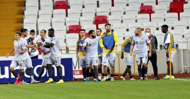 BtcTurk Yeni Malatyaspor deplasmanda galip