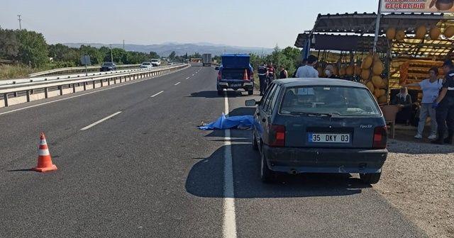 Çekicinin çarptığı polis memuru öldü