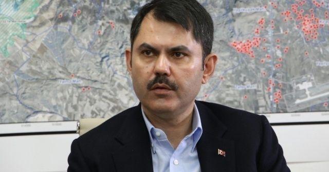 """Çevre ve Şehircilik Bakanı Kurum'dan """"Dipsiz Göl"""" paylaşımı"""