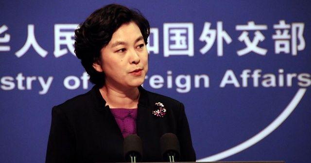 Çin'den, ABD'nin yaptırımlarına misilleme