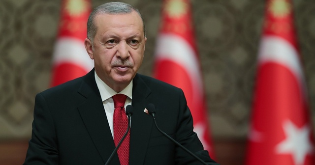 Cumhurbaşkanı Erdoğan: Şanlı direnişle hüsrana uğrattık
