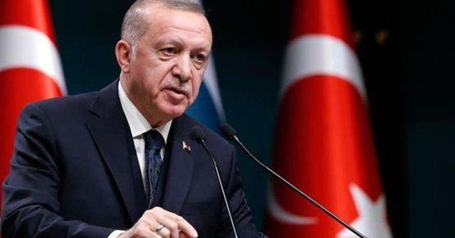 Cumhurbaşkanı Erdoğan bu akşam saat 20:53'te ulusa seslenecek