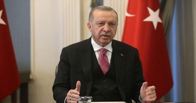 Cumhurbaşkanı Erdoğan'dan 'Srebrenitsa Soykırımı' açıklaması