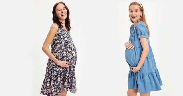 DeFacto'dan hamile kadınlar için özel koleksiyon