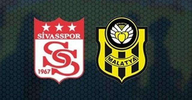 Demir Grup Sivasspor - BTC Türk Yeni Malatyaspor maç özeti