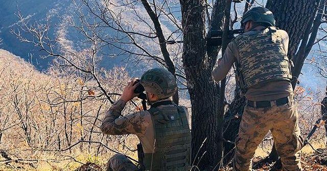 Fırat Kalkanı ve Zeytin Dalı bölgelerinde PKK/YPG'li 7 terörist yakalandı