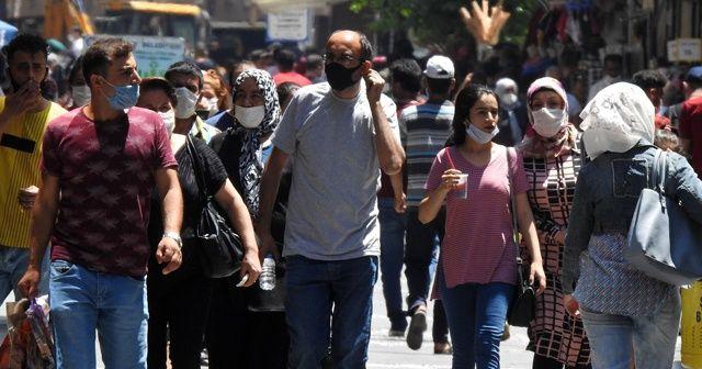 Gaziantep'te ceza sayısı vaka sayısıyla yarışıyor