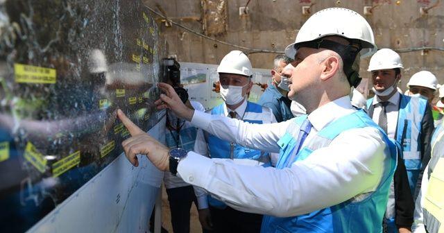 Gebze OSB-Darıca Sahil Yolu Metrosu 2023'te hizmete alınacak