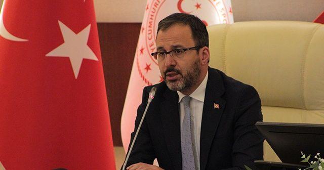 Gençlik ve Spor Bakanlığı'nın 35 milyon lira proje desteği başvuruları uzatıldı