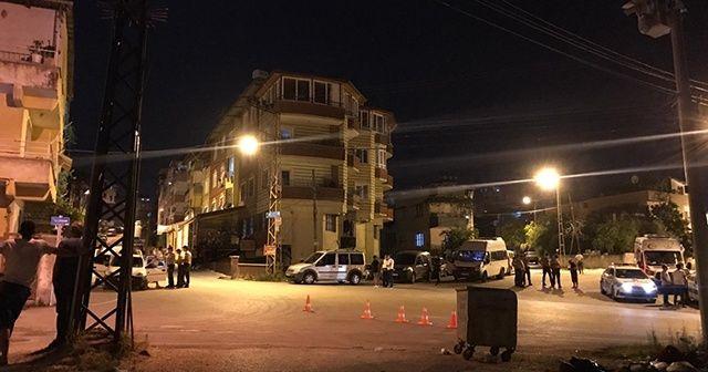 Hatay'da iki aile arasında silahlı kavga: 7 gözaltı