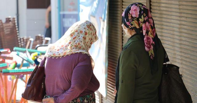 Hırsız anne ile kızına 900 lira maske cezası