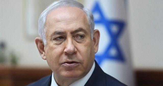 İsrail'de binlerce protestocu, Netanyahu'nun istifasını istedi